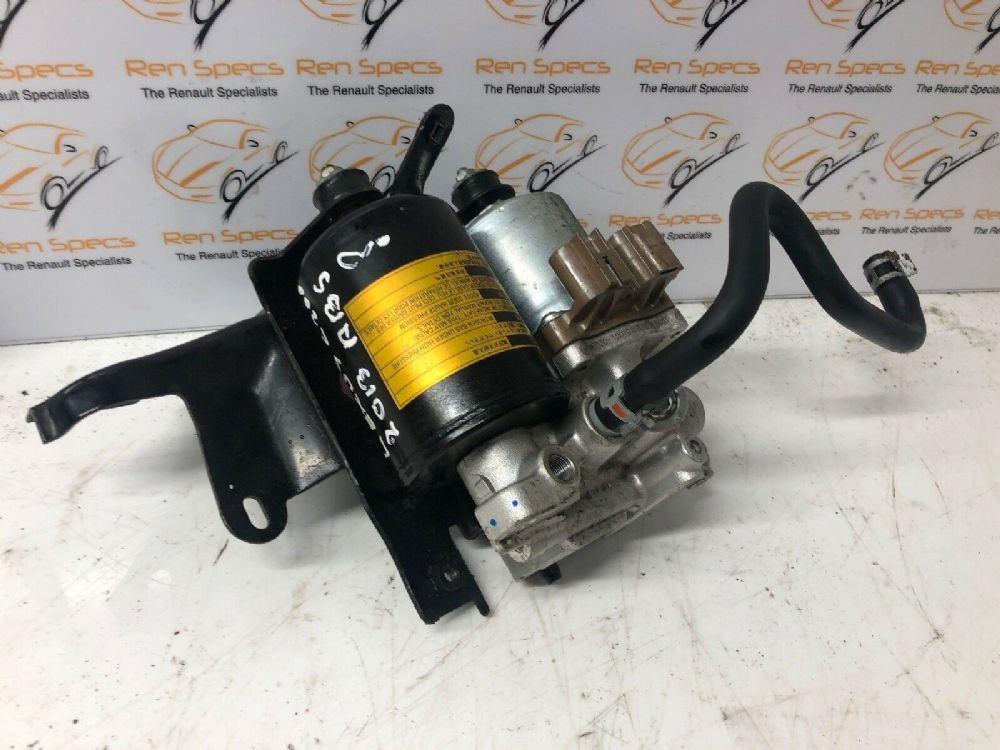 11-18 LEXUS CT 200H 1.8 Petrol Hybrid ABS Brake Booster Actuator Pump 4707012010
